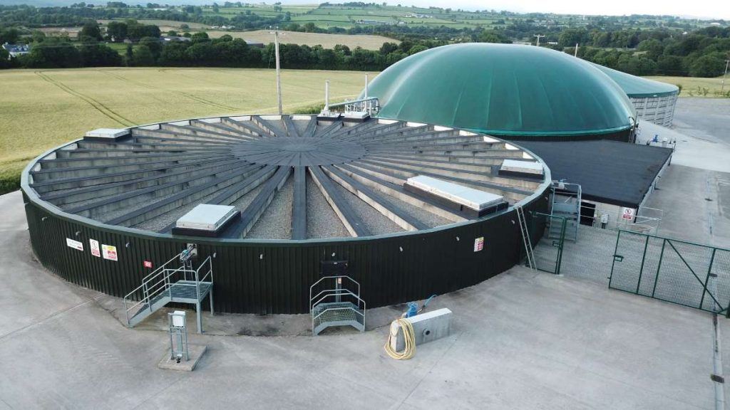ENEL Primay & Secondary Digester